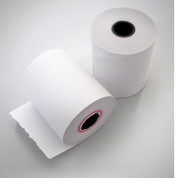 "Zebra Receipt Paper 4in x 100ft Direct Thermal Zebra Z-Perform 1000D 2.4 mil 0.75 in core - 4"" Width x 1200"" Length"