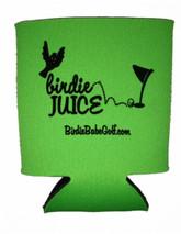 Birdie Juice Can Koozie