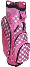 Checkered Past - Pink Ladies Cart Bag