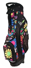 New Moondance ladies flowered golf bag