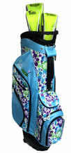 Big Sky - Ladies Hybrid Golf Bag with Headcovers