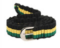 Black, Green & Gold : Jamaica Belt