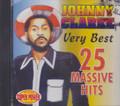 Johnny Clarke : Very Best - 25 Massive Hits CD