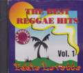 Eddie Lovette : The Best Reggae Hits Vol.1 CD