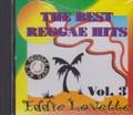 Eddie Lovette : The Best Reggae Hits Vol.3 CD