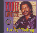 Eddie Lovette : Lovin' Feeling CD