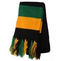 Black, Green & Gold : Jamaica Scarf