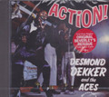Desmond Dekker And The Aces : Action CD