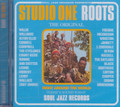 Studio One Roots - Soul Jazz Records : Various Artist CD