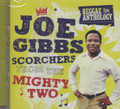 Joe Gibbs - Scorcher From The Mighty Two - Reggae Anthology : Various Artist 2CD
