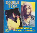 Junior Reid & Cornell Campbell : Double Top CD