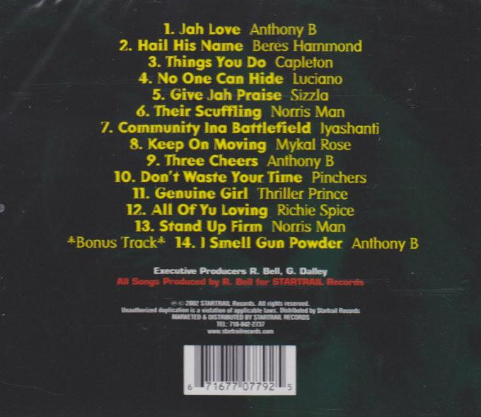 2000 Reggae Riddims