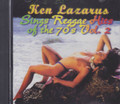 Ken Lazarus : Sings reggae Hits Of The 70's Vol.2 CD