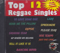 Top 12 Reggae Singles : Various Artist CD