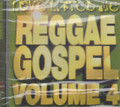 Love Lifted Me - Reggae Gospel Vol. 4 : Various Artist CD