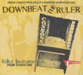 Downbeat The Ruler - Killer Instrumentals From studio One : Various Artist CD