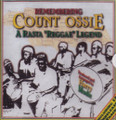 "Count Ossie : Remembering COUNT OSSIE - A Rasta ""Reggae"" Legend LP"