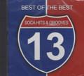 Best Of The Best-Soca Hits & Grooves 13 : Various Artist CD