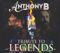Anthony B : Tribute To Legends CD