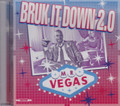 Mr Vegas : Bruck It Down 2.0 CD
