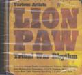 Lion Paw - Tribal War Rhythm : Various Artist CD
