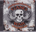 Gang War Riddim...Various artist CD