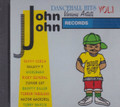 John John Dancehall Hits Vol.1  : Various Artist CD