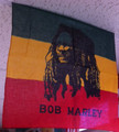 Bob Marley : Rasta - Handkerchief, Headwrap, Bandana