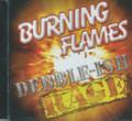 Burning Flames : Debble - Ish Rage CD