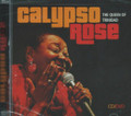 Calypso Rose : The Queen Of Trinidad CD/DVD