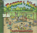Reggae For Kids : Instrumentals CD