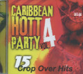 Caribbean Hott Party Vol. 4 : Various Artist  CD