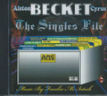 Alston Becket Cyrus : The Singles File CD