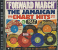 Forward March : The Jamaican Chart Hits Of 1962 - Various Artist 2CD