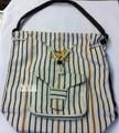 Rasta Stripe - Tote Bag & Back Pack