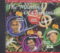 Bunny Lee Presents : The Meaning Of Christmas - Various Artist CD