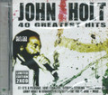 John Holt : 40 Greatest Hits 2CD