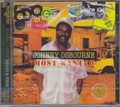 Johnny Osbourne...Most Wanted CD
