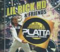 Platta Recording Studio : Lil Rick HD & Friends CD