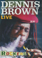 Dennis Brown : Live - Rockers TV DVD
