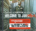 "Damian ""Jr Gong""  Marley : Welcome To Jamrock CD"