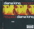Diana King : Respect CD
