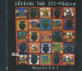 African Dub All-Mighty Chapters 1 & 2 : Various Artist CD