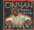 Onyan : Dance As You Like CD