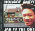 Horace Andy : Jah Is The One 2CD