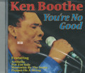 Ken Boothe : You're No Good CD