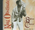 King Obstinate : Before Christ - Greatest Hits Vol. 1 CD