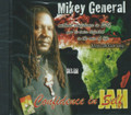 Mikey General : Confidence In Jah Self CD
