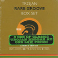 Trojan Rare Grooves Box Set : Various Artist 3CD