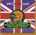 Trojan Jamaican British Reggae Box Set : Various Artist 3CD